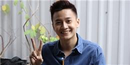 """Ngô Kiến Huy thong dong """"hẹn hò"""" cùng Ngọc Trai"""