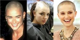 Khi sao nữ Hollywood quyết định 'xuống tóc'