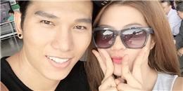 Nghi án siêu mẫu Ngọc Tình hẹn hò với DJ Ngọc Anh