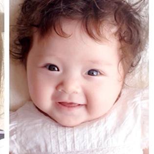 Thêm loạt ảnh siêu đáng yêu của con gái Elly Trần