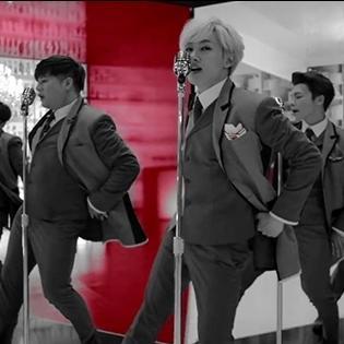 Hết làm cao bồi, Super Junior hóa quý ông trong  This is Love