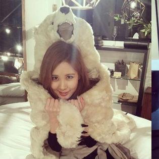 Seohyun gia nhập Instagram, Victoria khoe hình múa võ cực đáng yêu