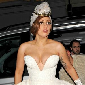 Lady Gaga đã bí mật kết hôn?