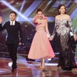 Trực tiếp đêm chung kết Nhân tố bí ẩn - The X-Factor 2014