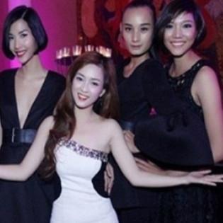 Sao Việt  xấu hổ  vì chiều cao khi sánh đôi cùng đồng nghiệp