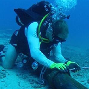 Tuyến cáp quang biển AAG đã được khắc phục hoàn toàn