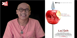 Thành Lộc kể chuyện sợ ma trong hậu trường  Lạc giới