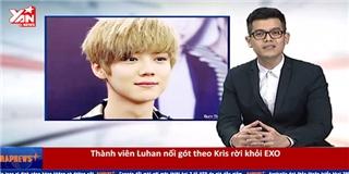 Rap News đưa tin về Luhan và cuốn từ điển nhiều sạn của Vũ Chất