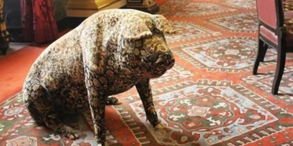 9 tác phẩm nghệ thuật trên cơ thể động vật gây tranh cãi nảy lửa