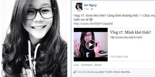 An Nguy tái xuất ấn tượng với vlog mới