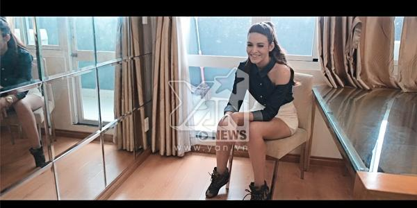 Andrea  bắn rap  cực ngọt với hit Crying over you của JustaTee