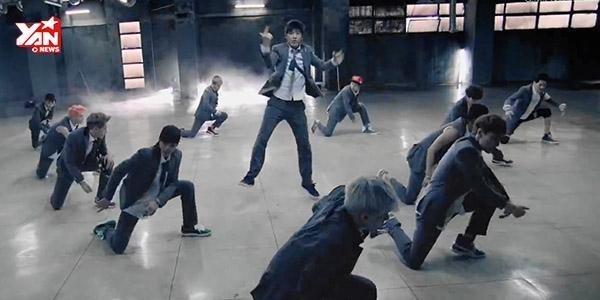 7 điệu nhảy  gây sóng  Kpop mà bạn không thể quên