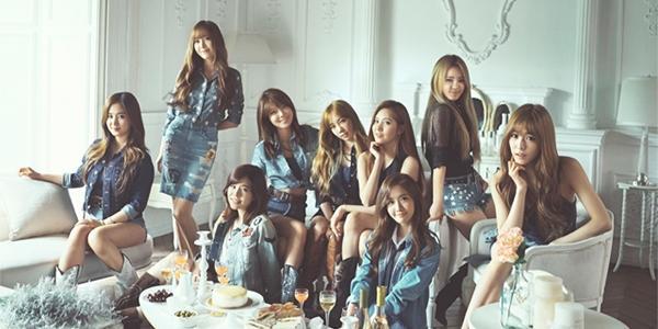 SNSD tung album Nhật khi còn Jessica