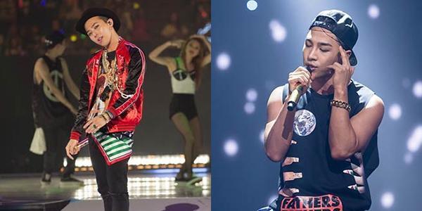 """G-Dragon, Taeyang và EXO """"hâm nóng"""" giải MAMA 2014"""