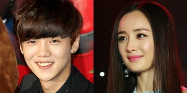 """Vừa rời khỏi EXO, Luhan chuẩn bị """"kết đôi"""" cùng Dương Mịch?"""