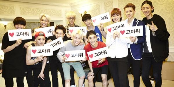 EXO sẽ trở lại sân khấu âm nhạc vào cuối năm 2014?