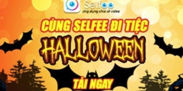 Cùng Selfee đi tiệc Halloween