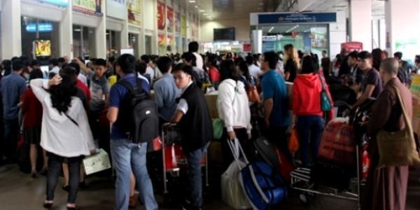 Sân bay Nội Bài và Tân Sơn Nhất bị xếp vào danh sách tệ nhất châu Á