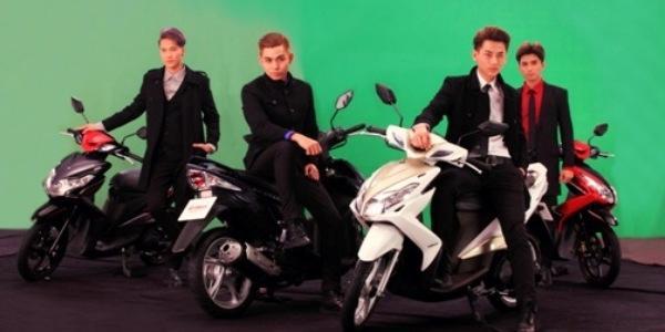 Chiến dịch xe tay ga Yamaha đợi 2 - Luvias F1 và nhóm 365 xuất quân
