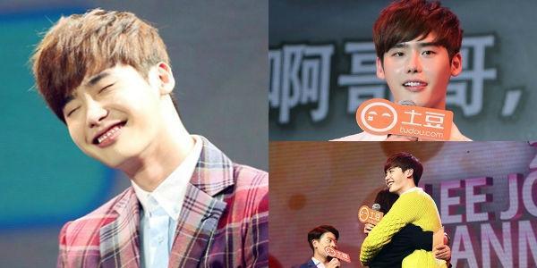 "Lee Jong Suk ""chiều fan"" hết cỡ trong buổi họp mặt tại Bắc Kinh"