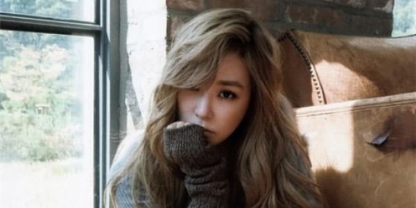 Tiffany cực yêu trong bộ ảnh của tạp chí Elle