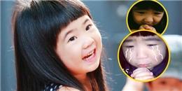 Ngắm 'viên nam châm' nhí của show truyền hình ăn khách nhất Hoa ngữ