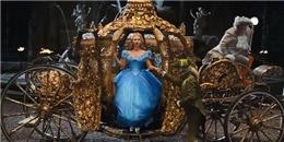 Sau Maleficent, Disney tiếp tục tung  Lọ Lem  khiến khán giả mê mệt