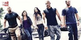 """Fast & Furious 7 tung trailer chính thức khiến người xem """"thót tim"""""""