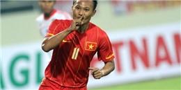 Trọng Hoàng và Minh Châu bị loại khỏi AFF Cup 2014