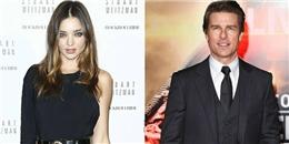 Miranda Kerr và Tom Cruise đang hẹn hò?