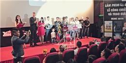 Ai là người chiến thắng dự án 'Làm phim 48 giờ' 2014?