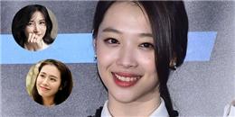Sulli được đạo diễn khen xinh hơn Lee Young Ae và Son Ye Jin