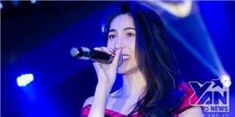 Thủy Tiên  hát chay  ca khúc  Về đâu mái tóc người thương  khiến fan nức lòng