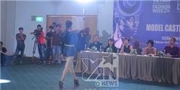 Vietnam International Fashion Week 2014 hút ngàn người mẫu tham gia casting