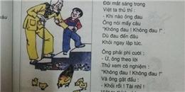 Tranh cãi nội dung bài thơ 'Thương ông' trong SGK lớp 2
