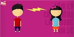 Tâm lý con trai khi chọn bạn gái