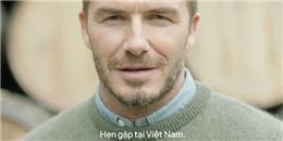 David Beckham quay lại Việt Nam vào ngày 10/11?