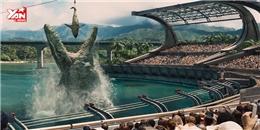 Thế giới khủng long trở lại hoành tráng với  Jurassic World