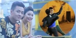 Ngô Kiến Huy khoe khả năng võ thuật trong MV mới