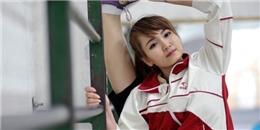 5 nữ HLV xinh đẹp của làng  thể thao Việt Nam