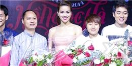 Xuất hiện như nữ thần, Hồ Ngọc Hà chính thức công bố Live Concert 2014
