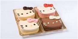 Tròn mắt xuýt xoa trước quán cà phê Hello Kitty siêu dễ thương