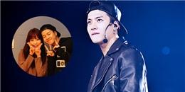 Jackson (GOT7) chia sẻ cảm giác đối với Youngji