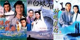 Những bộ phim cổ trang kiếm hiệp TVB chúng ta từng mê mẩn năm nào
