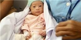17 ngày giành giật sự sống cho bé sơ sinh văng khỏi bụng mẹ