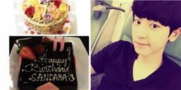 Dara tưng bừng mừng sinh nhật, Chanyeol háo hức lên đường sang Nhật