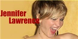 1001 biểu cảm  khó đỡ  của Jennifer Lawrence