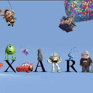 Bắt giò  các siêu phẩm Pixar