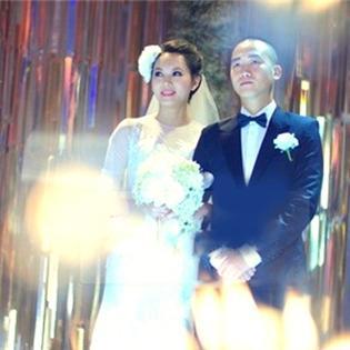 Ngắm đám cưới tiền tỉ của Hà Tăng, Ngọc Thạch, Jennifer Phạm