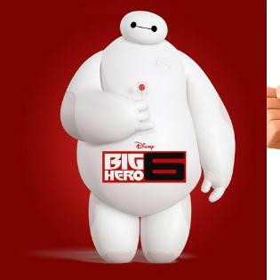 Bất ngờ nhân vật Disney  viếng thăm  Big Hero 6